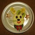 ☆クリスマスのウサギさんケーキ☆